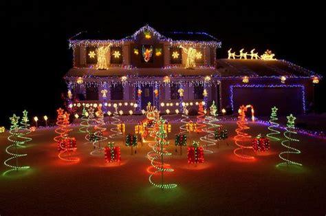 whos    neighborhood christmas light display