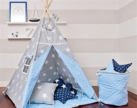 Tipi Zelt Mit Bodenmatte Kinderzimmer by Teepee Tent Sea Kinder Zelt Kinderzimmer