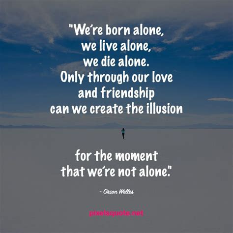 Take things with a grain of salt, and find balance within your life. Live Alone Quotes. | Alone quotes, Living alone quotes ...