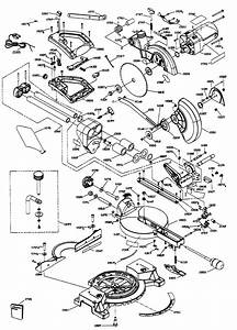 Craftsman Compound Miter Saw Parts