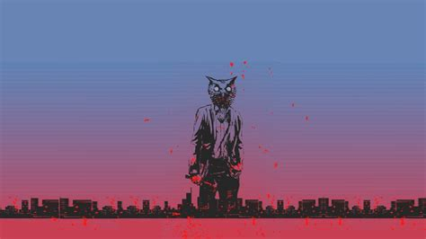 Hotline Miami 2 Background Hotline Miami Video Games 8 Bit Pink Wallpapers Hd Desktop And Mobile Backgrounds