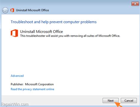 Cannot Uninstall Office 365, 2016, 2013, 2010 Or 2007