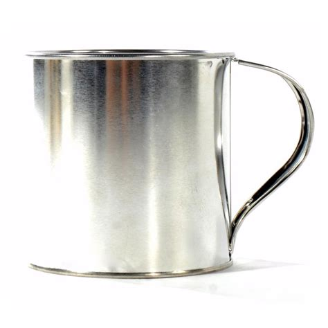 Kitchen, dining & bar supplies. Jacob Bromwell Classic Tin Cup - The Green Head