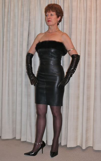 Leather Granny Only Nudesxxx