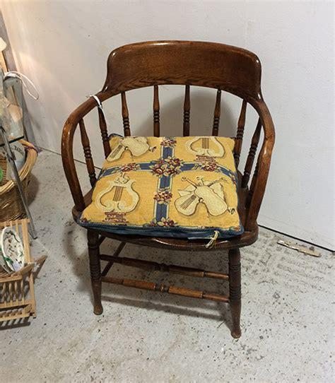 wooden captains chairs uk wooden captains chair unit 32 antiques antiques