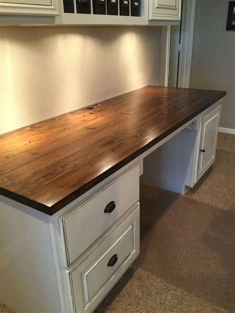Butcher Block For Our Computer Desk For $5000 Hometalk
