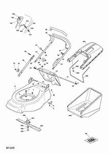 Mountfield 461r Hp 2007 Spare Parts Diagrams Spares And Spare Parts