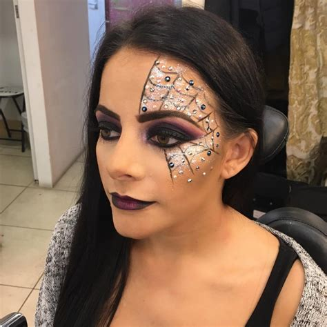halloween makeup  easy pretty scary creepy