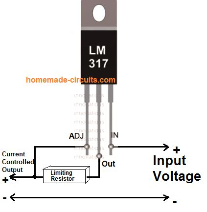 Best Current Limiter Circuits Explained Homemade