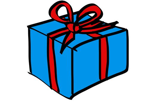 gift loop blue  image  pixabay