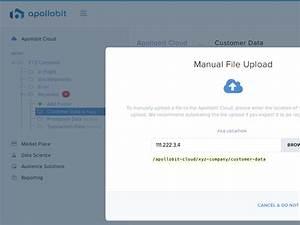 Manual File Upload By Tomasz 0wczarczyk On Dribbble