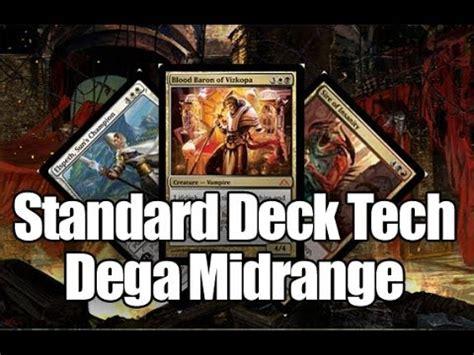 Mtg Deck Tech by Mtg Standard Deck Tech Dega Midrange Theros Standard
