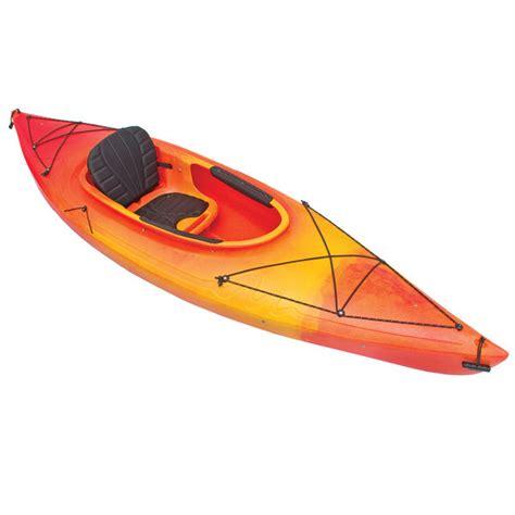 Kayak Boats Pictures by West Marine Saba 9 5 Sit Inside Kayak Yellow Orange