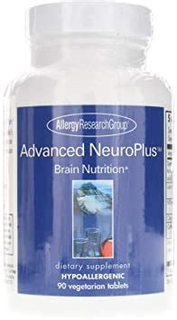 amazoncom allergy research group advanced neuroplus