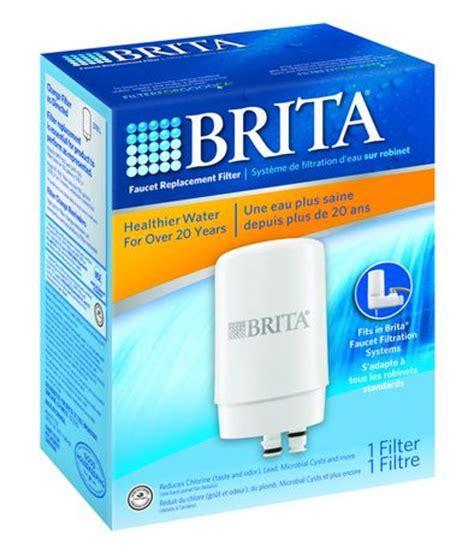 Brita Faucet Filter Replacement Walmart by Brita On Tap Replacement Filter Walmart Ca