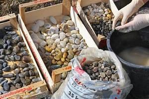 Steine Selber Machen : mosaikplatten aus beton selber machen mein sch ner garten ~ Michelbontemps.com Haus und Dekorationen
