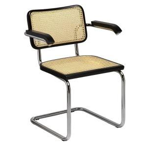 marcel breuer cesca cantilever bauhaus chair design