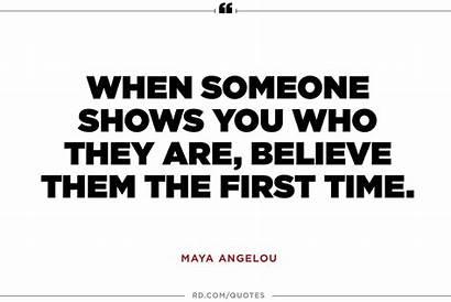 Maya Angelou Quotes Quote True Believe Ve