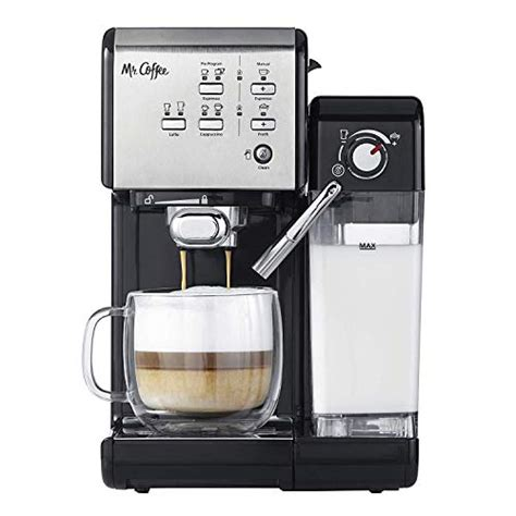 Coffee ecmp50 espresso/cappuccino maker so our reviewer could put it to the test in her kitchen. Best Mr Coffee Espresso Machine - April 2020 - Models, Reviews, Prices