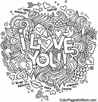 Doodles Coloring Colorpagesformom Doodle Pages Advanced Printable