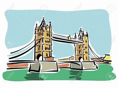 Bridge London Clipart