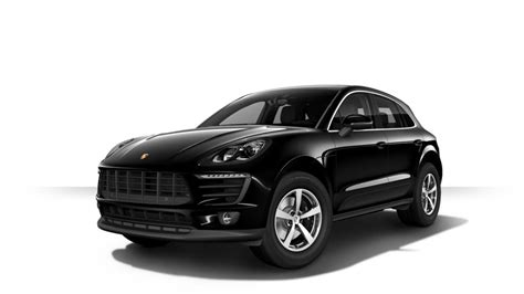 view   porsche macan exterior color options