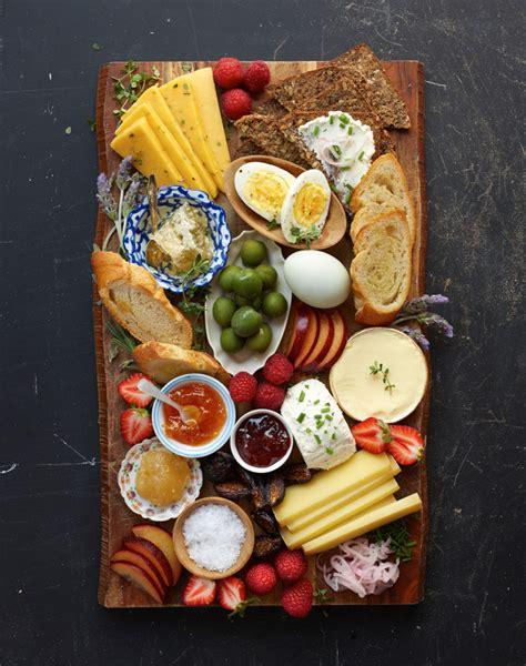 kitchen tea ideas breakfast board a cup of jo