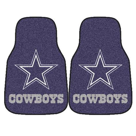 Dallas Cowboys Suv Floor Mats by Nfl Banner Flag Fanmats 5724 Nfl Dallas Cowboys Car Mat