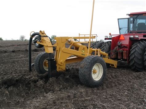 johnson drainage plows