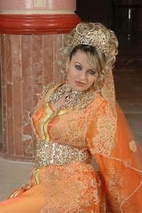 Robe De Mariage Marocaine : robe de mariage marocain ~ Preciouscoupons.com Idées de Décoration