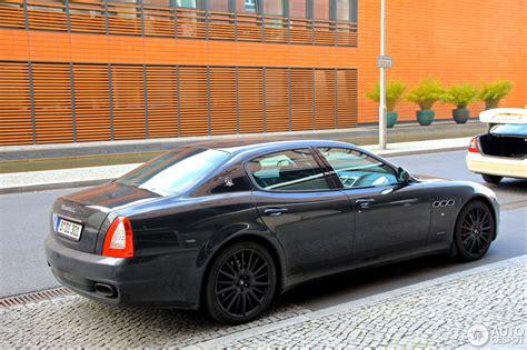 Maserati Quattroporte Sport Gt S by Maserati Quattroporte Sport Gt S 2009 15 November 2012
