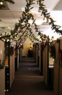 cubicle christmas we should do this decorate your