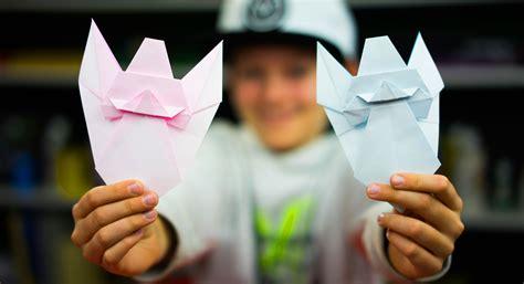 fold  origami angel art  kids hub