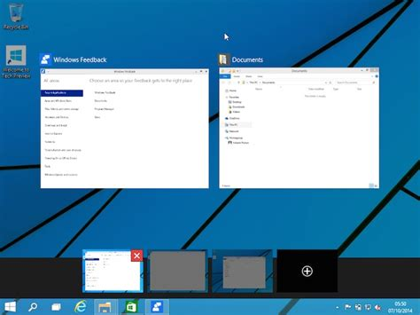 windows bureau virtuel windows 10 comment faire pour utiliser plusieurs bureaux