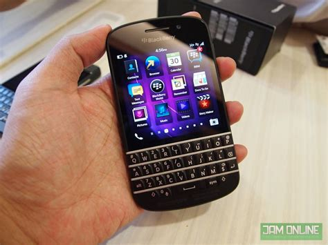 get the blackberry q10 at globe jam philippines tech news reviews