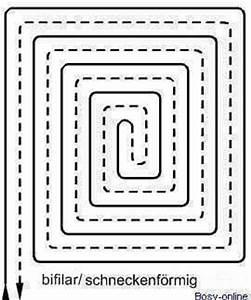 Fußbodenheizung Abstand Rohre Berechnen : rohrverlegearten fl chenheizung ~ Themetempest.com Abrechnung