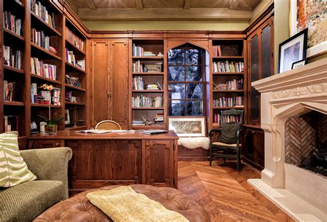 Stunning Mediterranean Home Office Designs You're Going
