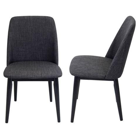 tintori mid century modern dining chair set of 2