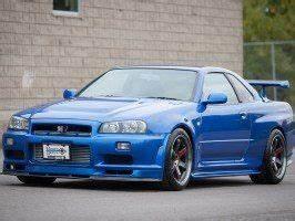 R34 Gtr For Sale >> Nissan Skyline For Sale In Texas 1999 Nissan Skyline R34