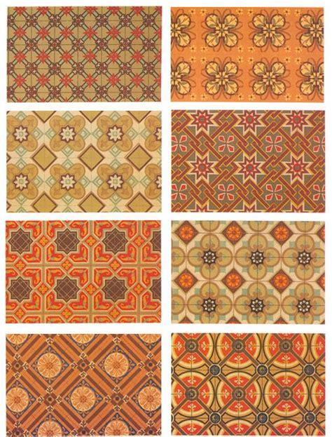 linoleum flooring vintage patterns vinyl sheet flooring patterns