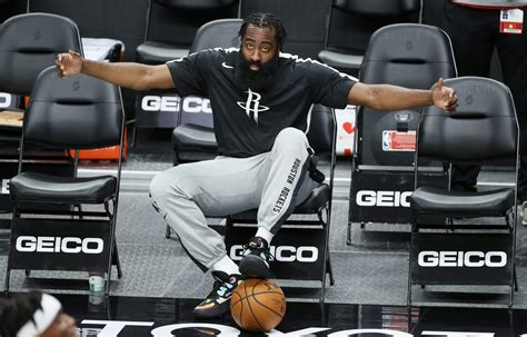 Houston Rockets trade James Harden to Brooklyn Nets