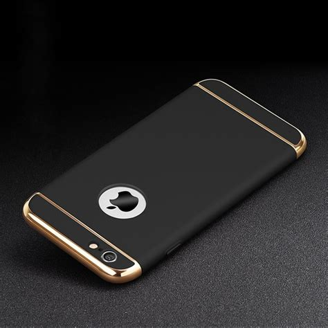 for iphone 6s plus 6 Case iphone6 Gold Luxury Back Hard