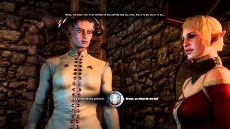 Dragon age inquisition leliana nackt