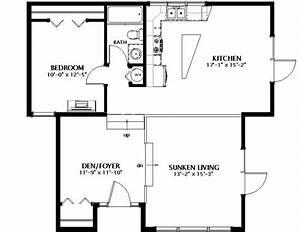 Prairie View Modular Home Floor Plan
