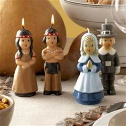 pilgrim figurines thanksgiving gurley novelty candles a thanksgiving tradition vintage
