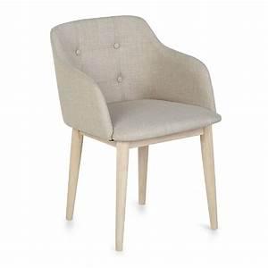 Chaise De Sejour : chaise de s jour capitonn e beige cork consoles tables chaises chaises tabourets ~ Teatrodelosmanantiales.com Idées de Décoration