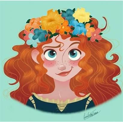 Disney Fan Princess Ferreiro Rocio Belen Merida