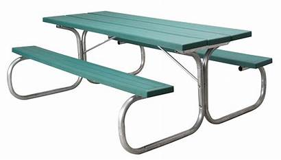 Picnic Table Clipart Clip Tables Plastic Outdoor
