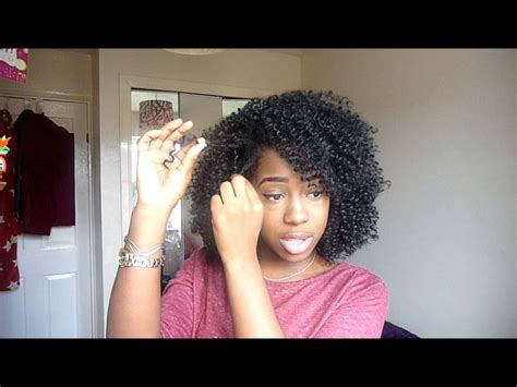 My New Afro + Hair Routine