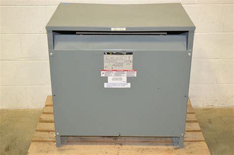 square d 75t3h 75 kva 3ph transformer 480v 208y 120v the equipment hub